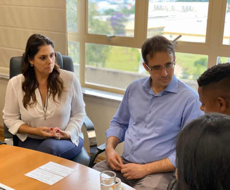 Reunião com Simone Marquetto em Itapetininga